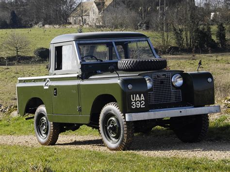 land rover series ii 1969 land rover series ii information and photos momentcar