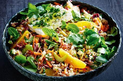 healthy lunch recipes collection www taste com au