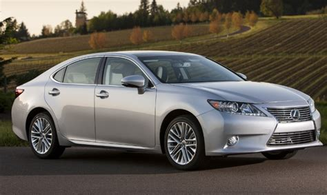 2013 lexus is msrp lexus announced availability of 2013 es 300h and 350h with