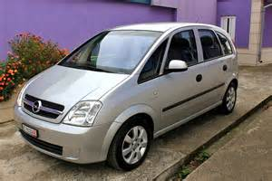 Opel Meriva Review Opel Meriva 1 6 16v Review Automatic 2005