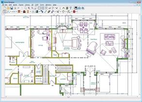 Floor Plans Free Software by Home Designer Architectural