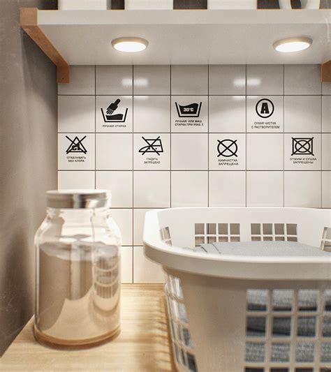 Cute Apartment Bathroom Ideas um conceito de apartamento pequeno perfeito para um jovem