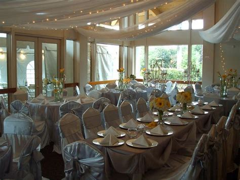 Pretty in White Southern Wedding Roswell River Landing