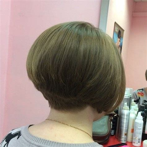 cutting thin hair into a wedge 20 wonderful wedge haircuts short stacked bob haircuts