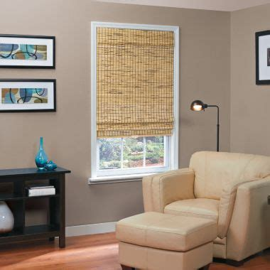 jc penney window coverings bamboo blinds jc penney for the home