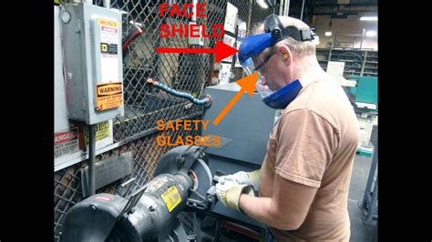 bench grinder regulations bench grinder safety rules images