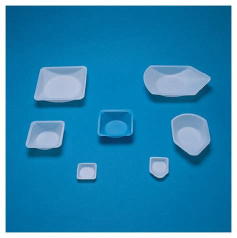 weighing boats fisher fisherbrand polystyrene antistatic weighing dishes pour