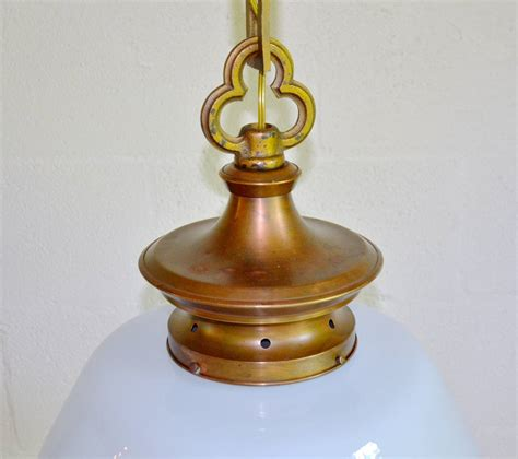 Large Schoolhouse Pendant Light Large Scale Library Pendants With Schoolhouse Globes At 1stdibs