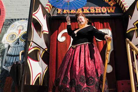 bearded lady freak show jessa freaks out the argonaut newsweekly