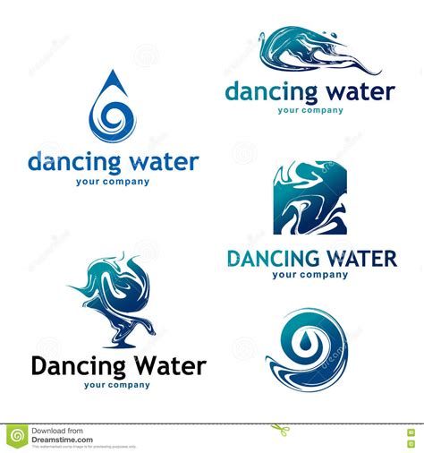 drop dance song related keywords suggestions drop dance song long water and drop logos isolated on white set 2 vector logo