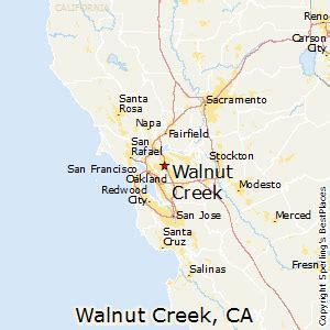 places    walnut creek california