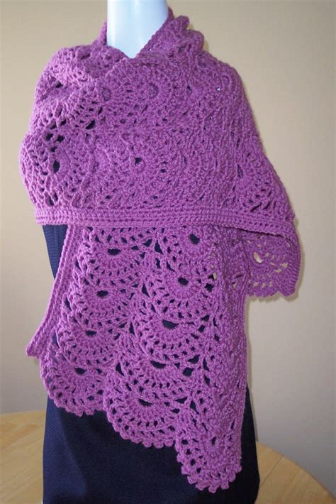 crochet and knit translation on pinterest crochet crochet prayer shawl by hendersonmemories on etsy 55 00
