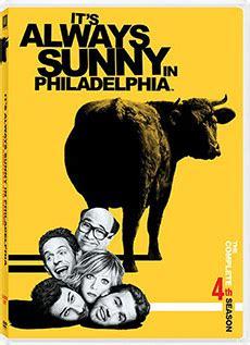 it's always sunny in philadelphia: season 4 | gearculture