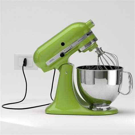 3d isan stand mixer model