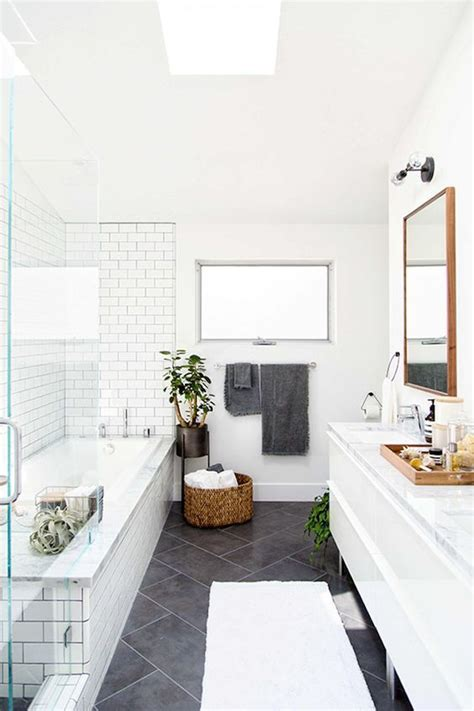 white tile bathroom design ideas 25 best ideas about scandinavian bathroom on