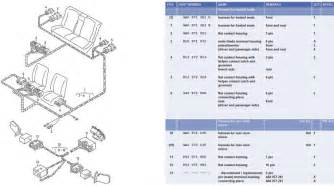 seat heater wiring diagram assistance audiworld forums