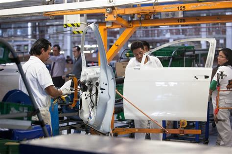 volkswagen mexico plant who is nafta for not mexican workers the times in plain