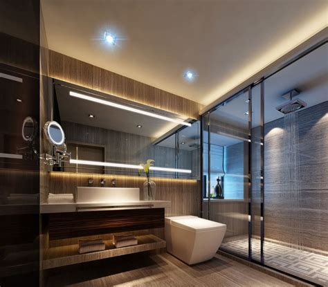 Design Bathrooms Contemporary Bathroom Design 3d House