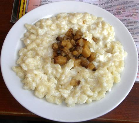popular food slovak cuisine wikipedia