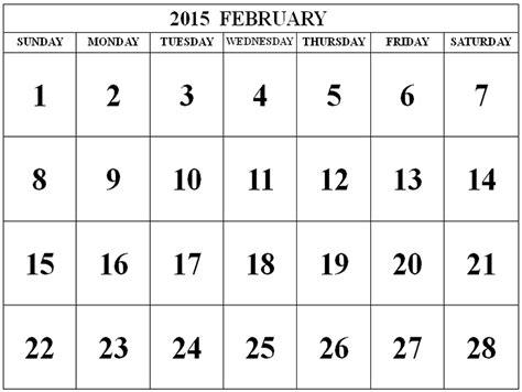 february 2015 calendar timeanddate 2015 february calendar clipart