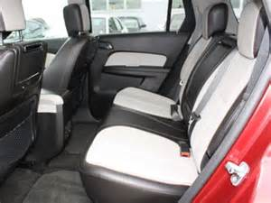 Seat Covers Gmc Terrain 2013 Gmc Terrain Seat Covers Precision Fit