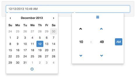 get browser date format javascript github eonasdan bootstrap datetimepicker date time