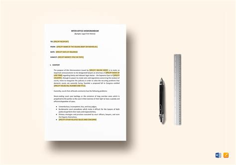 memo template for apple pages interoffice memo template in word google docs apple pages