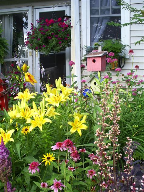 front yard flower garden ideas gorgeous landscapes landscaping ideas and hardscape