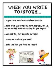Writing An Informational Essay by National Board Student And Informational Writing On
