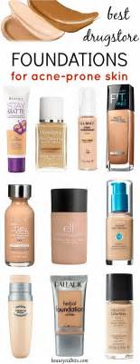 Best Foundation For Oily Acne Prone Skin » Home Design 2017