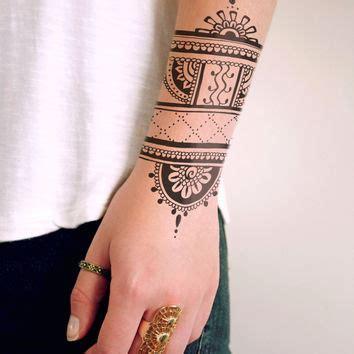 henna tattoo hot springs arkansas tattoorary on etsy on wanelo