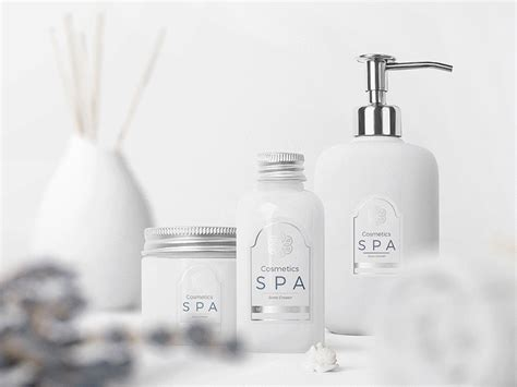 A Gotta Spa Podcast Cosmetics Revi 2 by Cosmetics Mock Up Creator By Mockup Cloud Dribbble