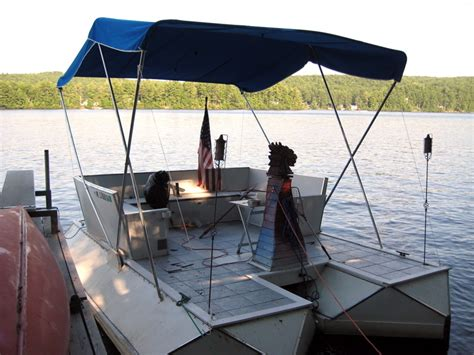 how to start a pontoon boat incredible soda bottle pontoon boat 7 steps with pictures