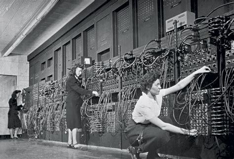 Eniac Photos Of The Women Who Programmed The Eniac Wrote The