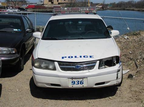 buy   chevrolet impala police vehicle