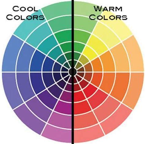 warm color schemes best 25 warm and cool colors ideas on warm
