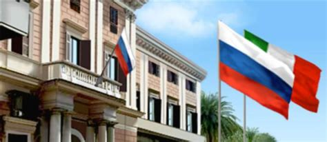 consolato federazione russa da lunedi 21 luglio cambio sede per consolato onorario
