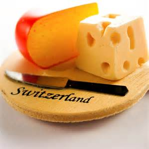 Varieties of swiss cheese golden age cheese