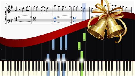 all i want tutorial piano all i want for christmas is you relaxing piano version