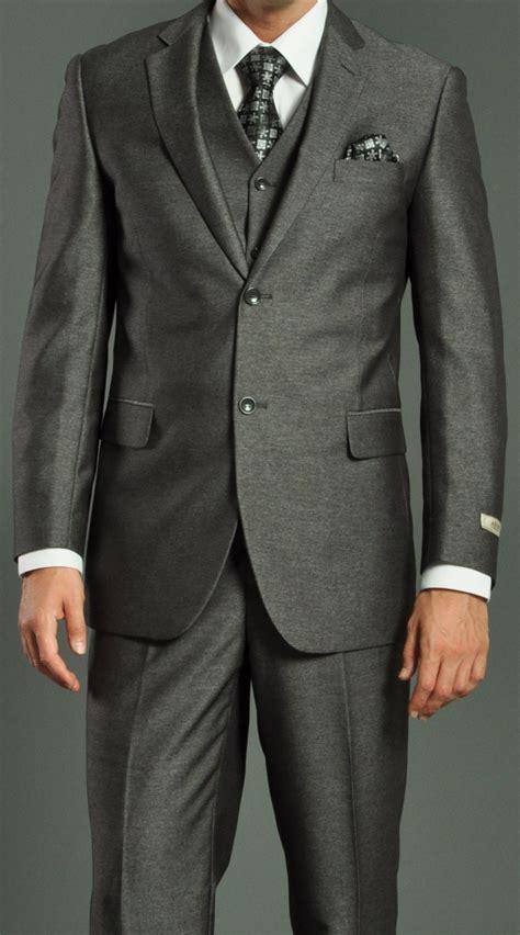 light gray vested suit s two button vested light grey slim fit suit s