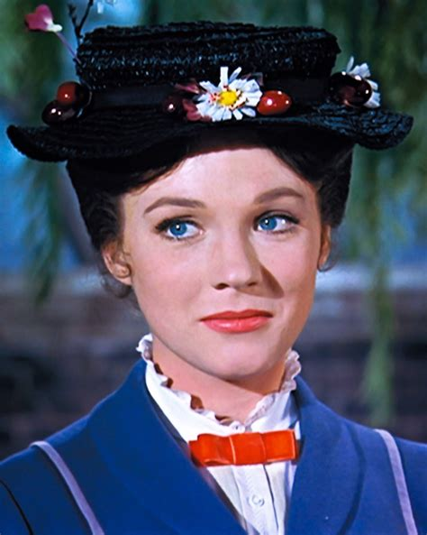 actress mary poppins 1k disney quotes actress my posts films mary poppins julie