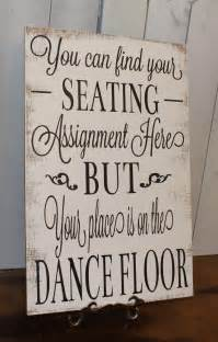 wedding seating signs wedding signs reception tables seating plan seating assignment sign floor 2225860 weddbook