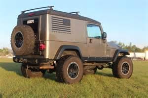 Jeep Wrangler Lj Unlimited 2004 Jeep Wrangler Unlimited Lj Custom Gr8tops Safari