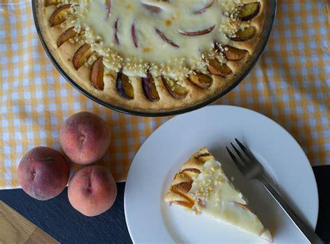 rezepte für kuchen schnell n pie pfirsich creme kuchen usa