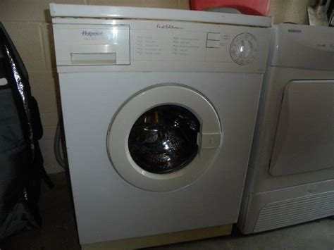 hotpoint  edition  washing machine  cyncoed