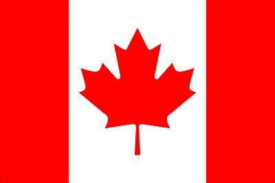 4 Season Canuck: Canadian Flag day