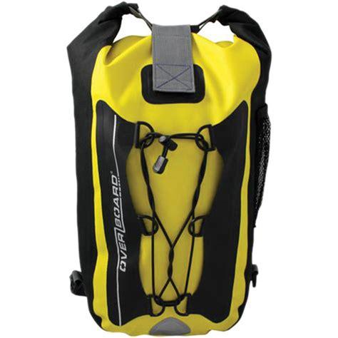 Dijamin Bag 20 Liter Pack Ransel Waterproof overboard 20 liter waterproof backpack yellow ob1053y b h