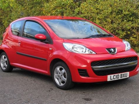 2010 peugeot for sale used 2010 peugeot 107 petrol for sale in epsom uk autopazar