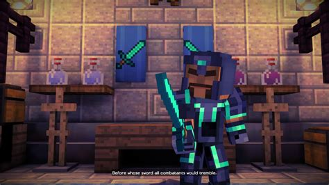 Switch Minecraft Story Mode Complete Adventure minecraft story mode the complete adventure review