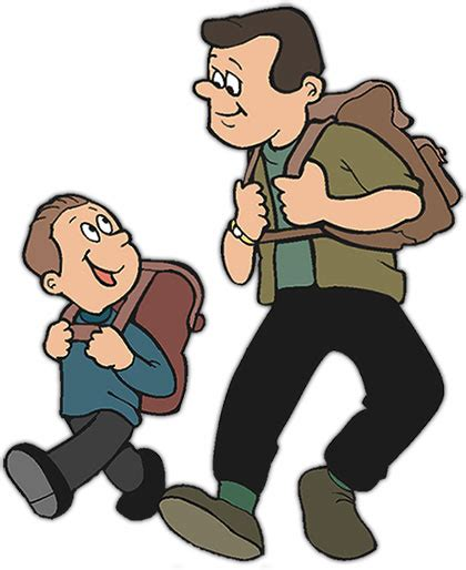 father and son cartoon father and son clipart cliparts co